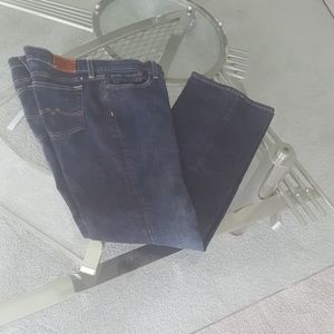 Lucky Brand. Blue jeans. 14 - 32
